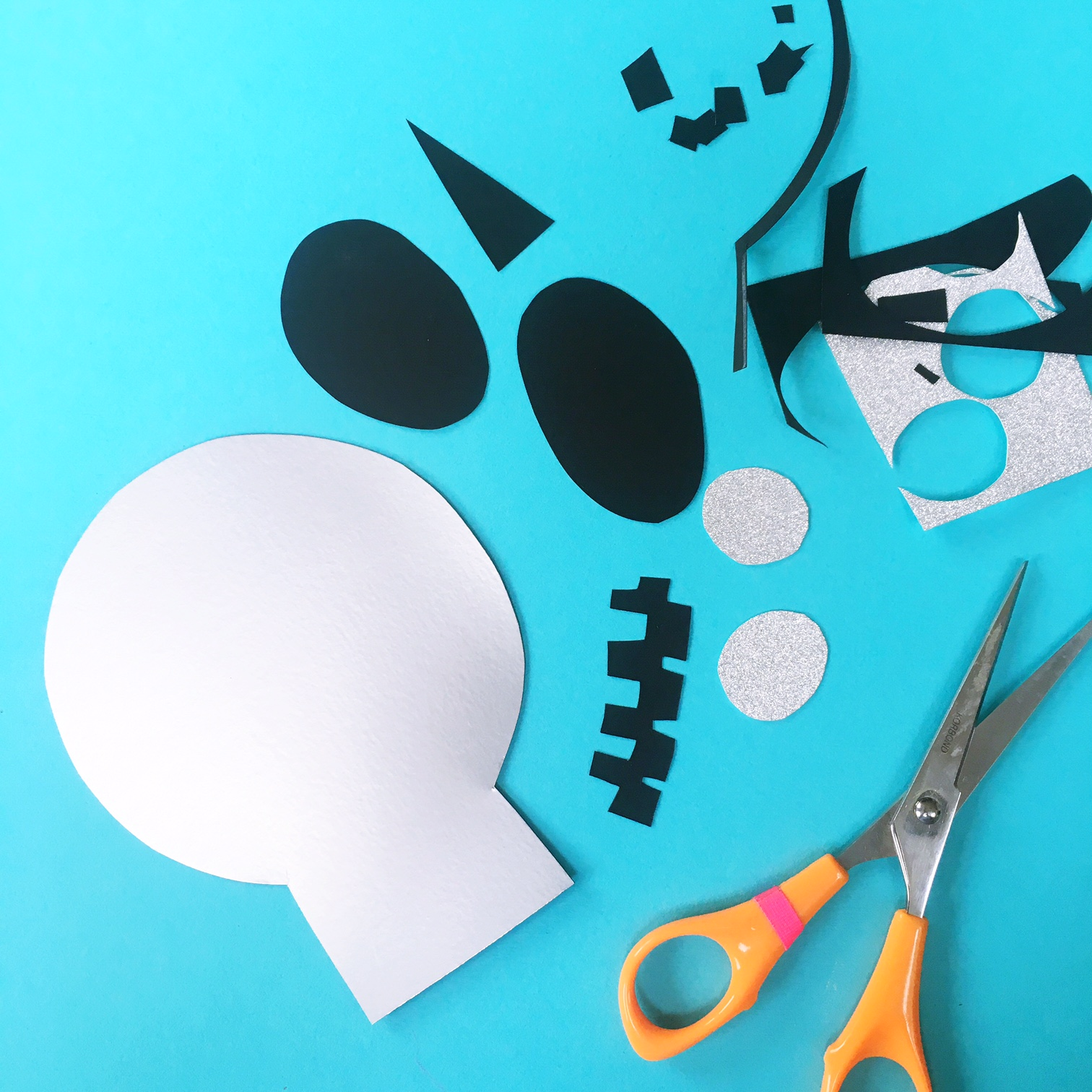 trick or treat cut outs